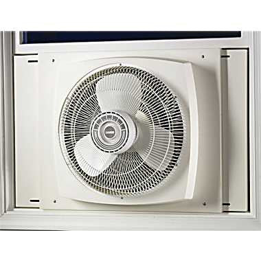 Lasko #2155A Electrically Reversible Window Fan, 16 Inches - Fresh Colony