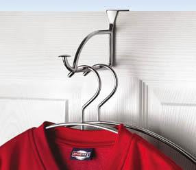 Spectrum 75370 CHROME HANGER HOLDER - Fresh Colony