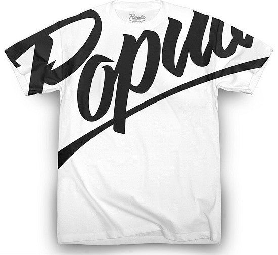 Popular Demand – Takeover Popular Script T-Shirt - Fresh Colony