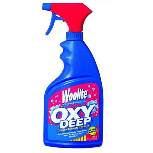 Bissell Home Care 0805 Woolite Oxy Deep Stain Cleaner 22 Oz, Wildflower Breeze - Fresh Colony