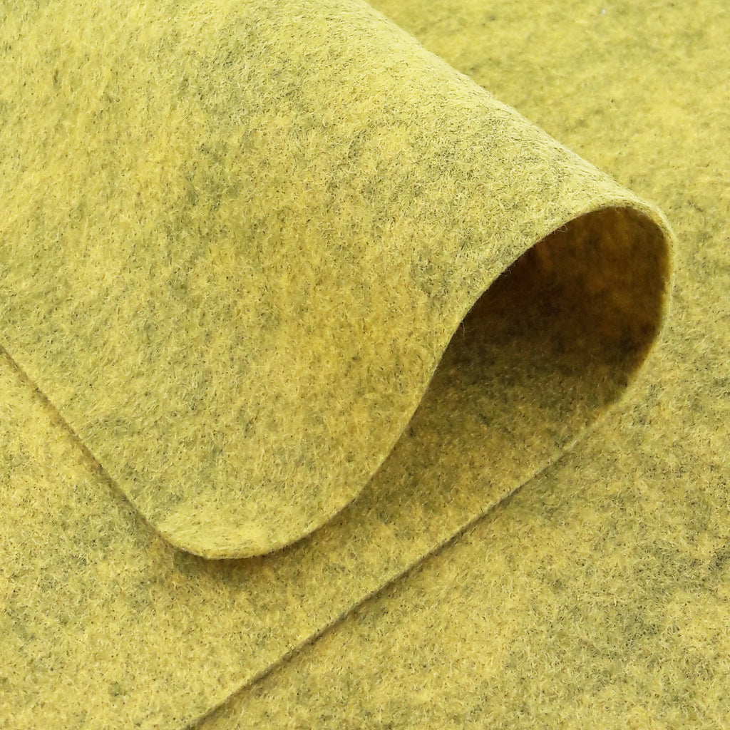 Wool Felt ~ Honey Mustard
