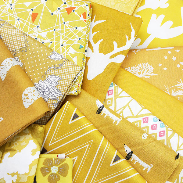 Honeycomb Fabric Pack ~ SCRAPS