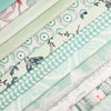 Fresh Water Fabric Pack ~ SCRAPS