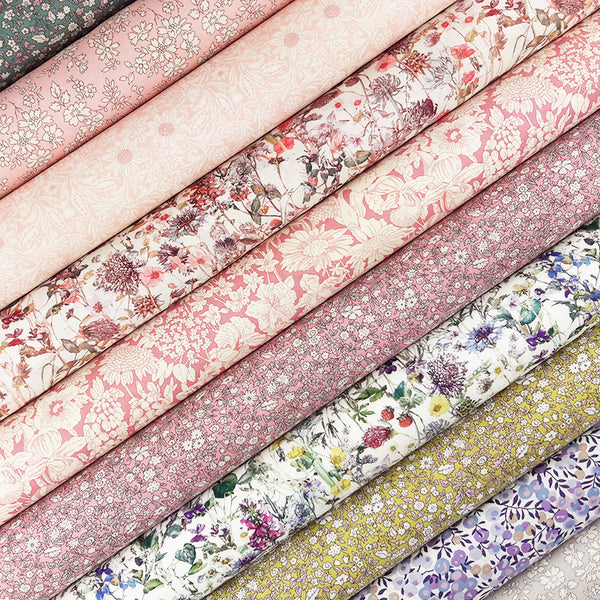 Liberty Fabric Pack ~ Wild Flowers