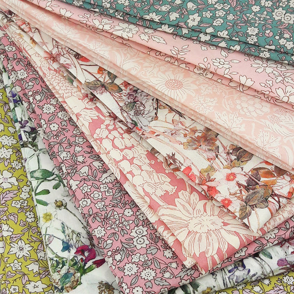 Liberty ~ Wild Flowers Fabric Pack