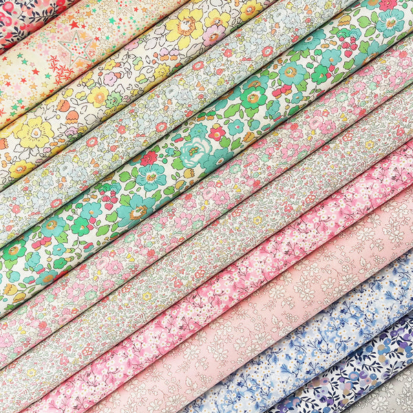 Liberty Tana Fabric Pack ~ SCRAPS