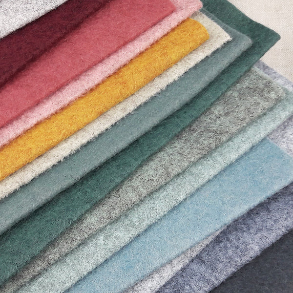Wool Felt Pack ~ Pick Your Own