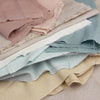 Essex Linen Pastels Fabric Pack ~ SCRAPS
