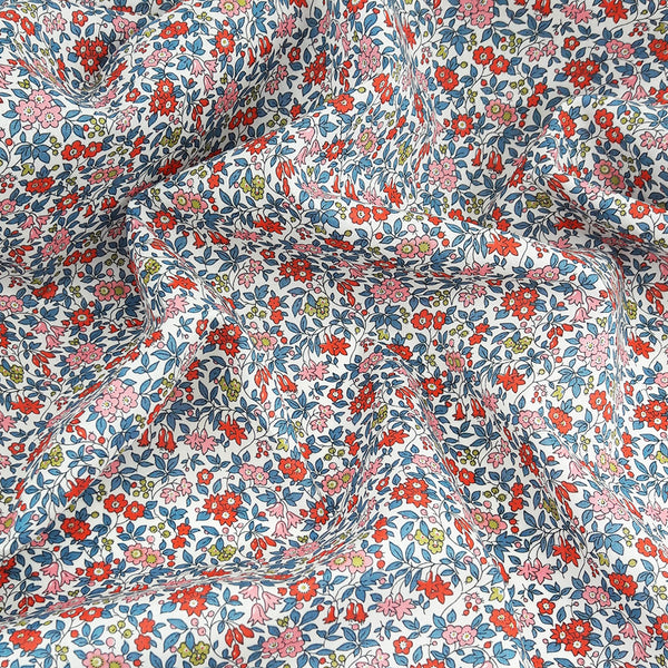 Liberty ~ Chamomile Lawn A Red