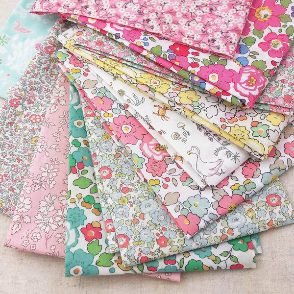 Liberty Fabric Pack ~ Wonderland