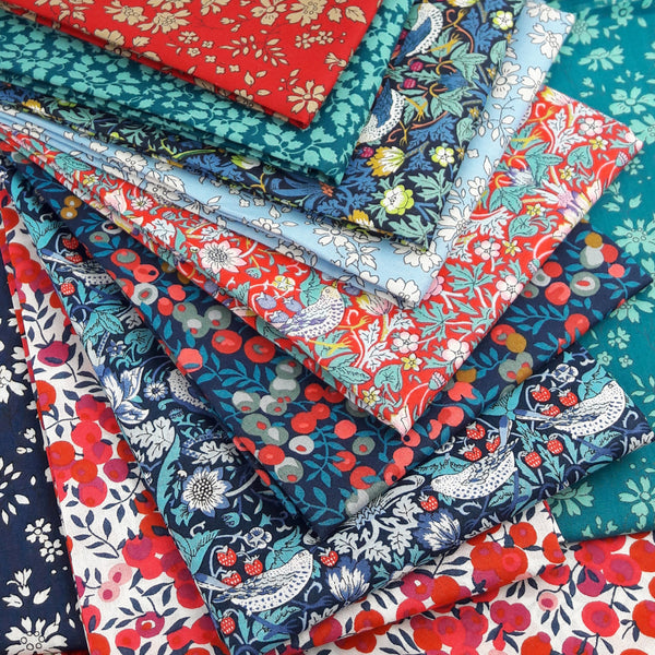 Liberty Fabric Pack ~ Jewel Thief