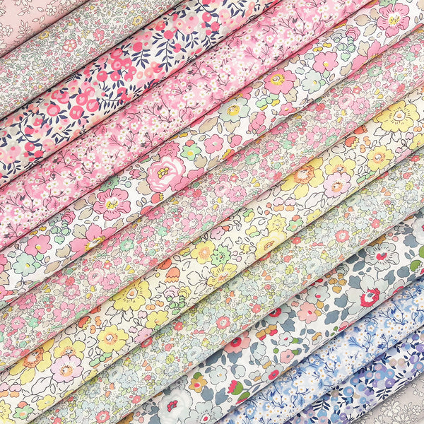 Liberty Fabric Pack ~ Spring Classics