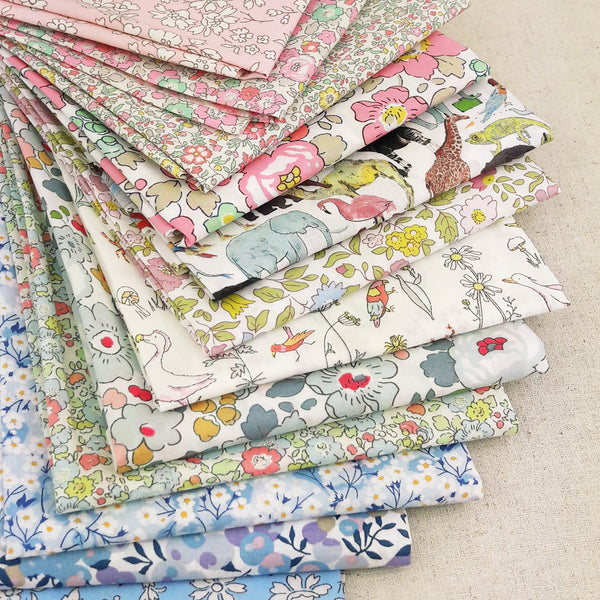 Liberty Fabric Pack ~ Daydream
