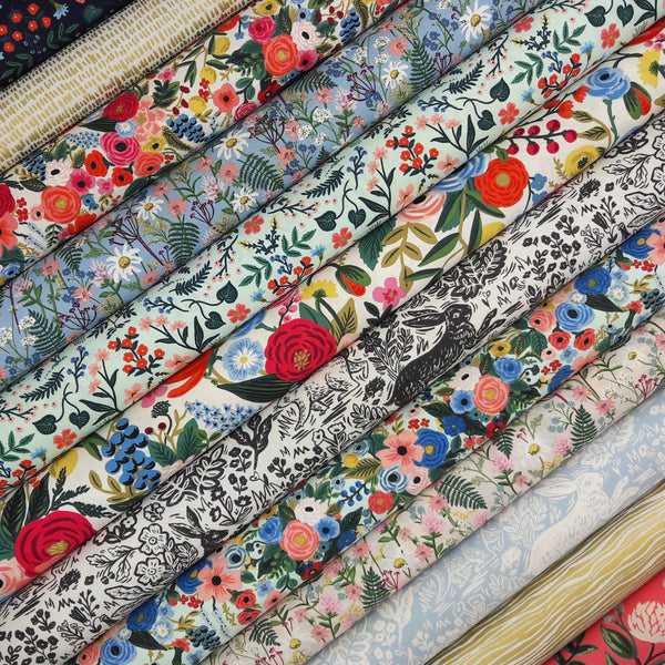 Cotton and Steel Fabric Pack ~ Wildwood
