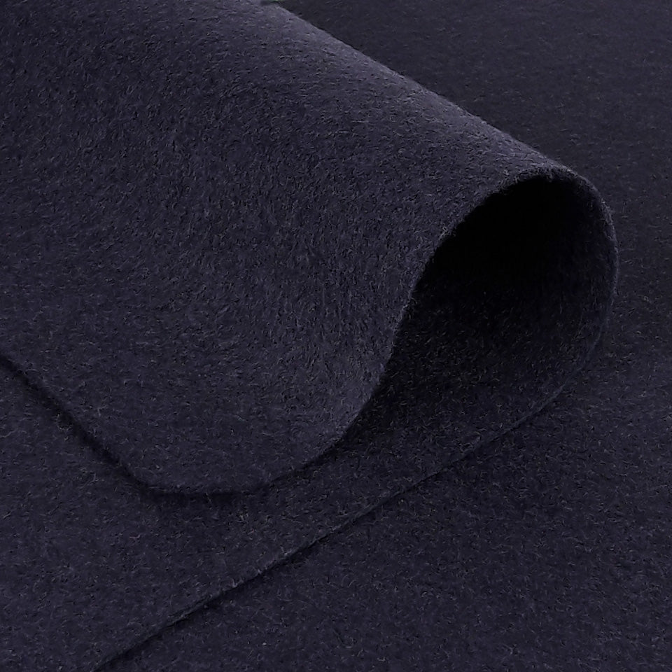 Wool Felt ~ Navy Blue