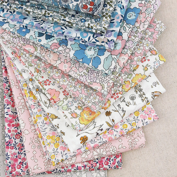 Liberty Fabric Pack ~ Winter Classics