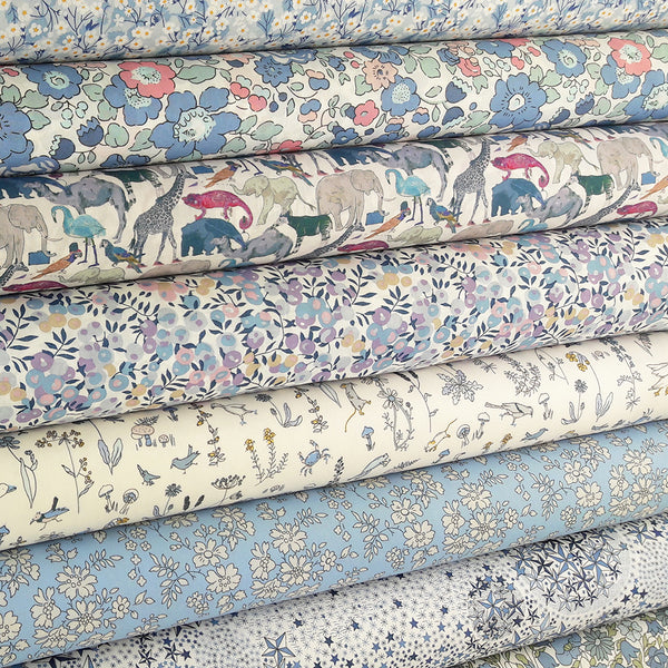 Liberty Fabric Pack ~ Blue Moon