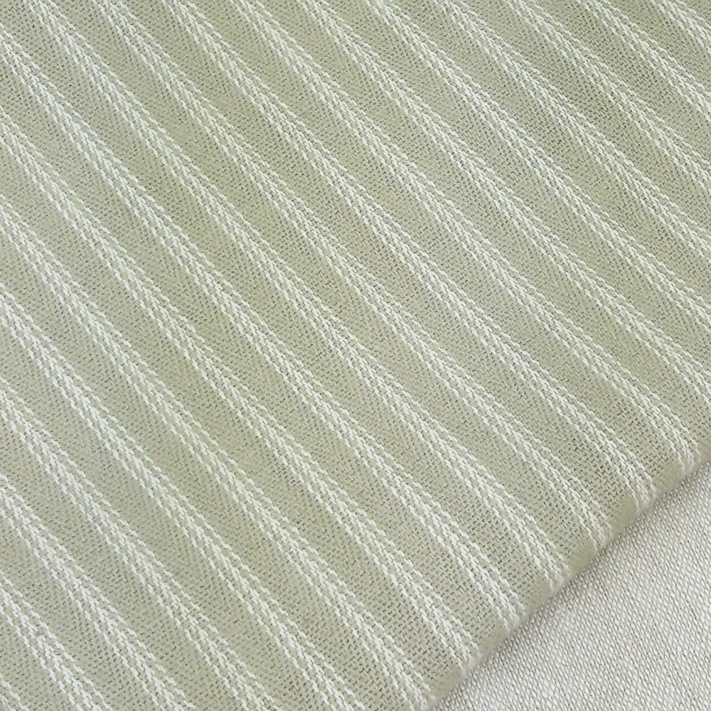 Malabar Ticking Stripe ~ Natural *Remnant*