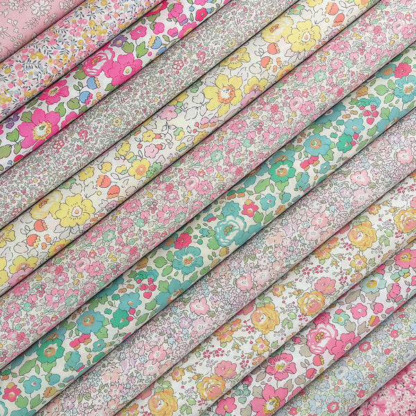 Liberty Fabric Pack ~ Spring Garden