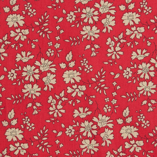 Liberty ~ Capel F - Billow Fabrics  - 1