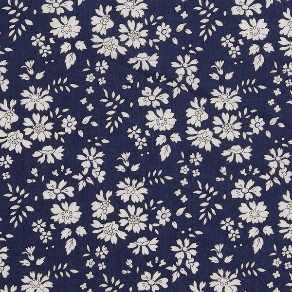 Liberty ~ Capel A40 Navy Blue