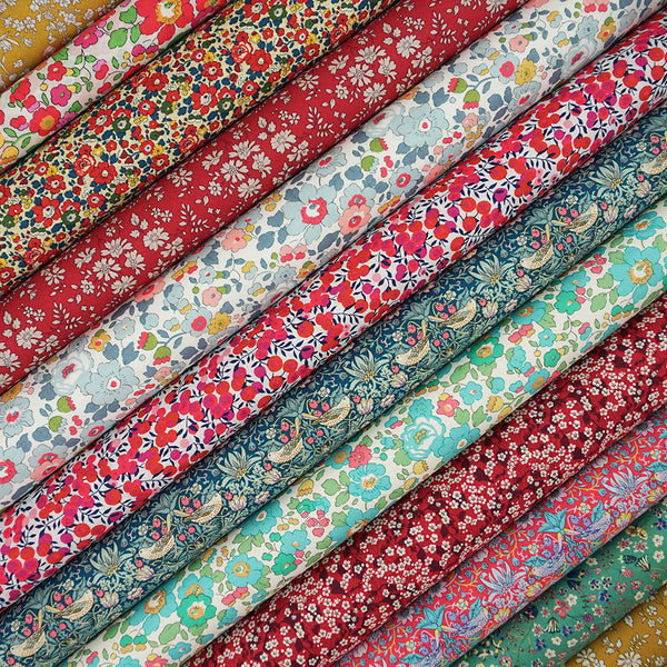 Liberty Fabric Pack ~ Harvest