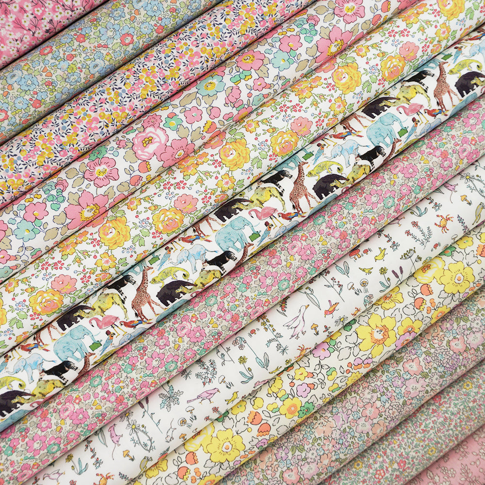 Liberty Fabric Pack ~ Sunbeam