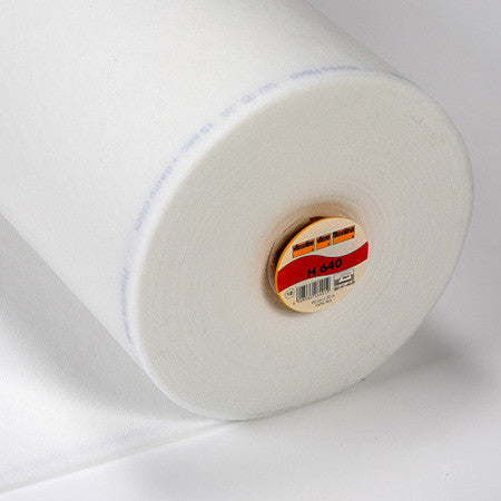 VLH640 ~ Vilene Fusible Volume Fleece - Billow Fabrics