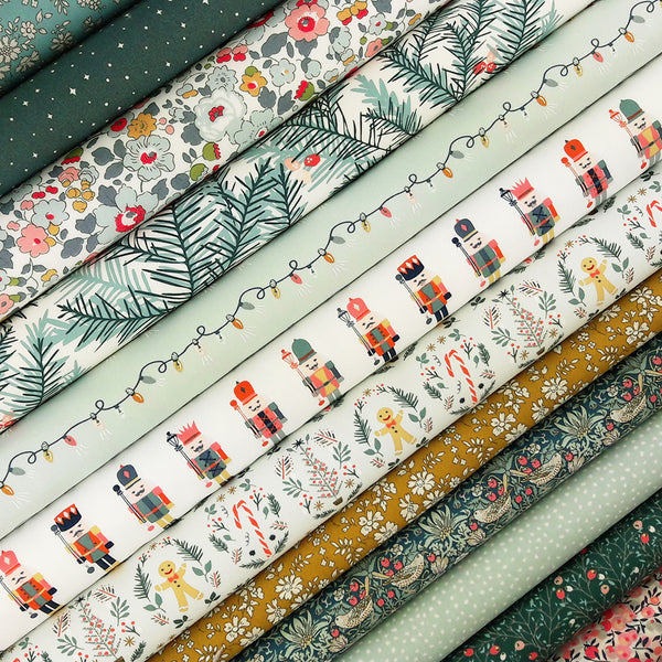 Art Fabric Pack ~ Nutcracker