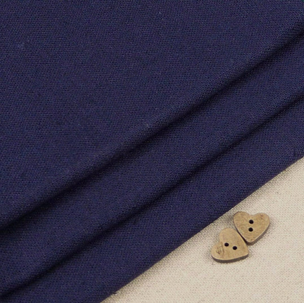 Essex Linen ~ Navy Blue