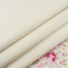 Shannon ~ Smooth Cuddle 3 Ivory - Billow Fabrics  - 1