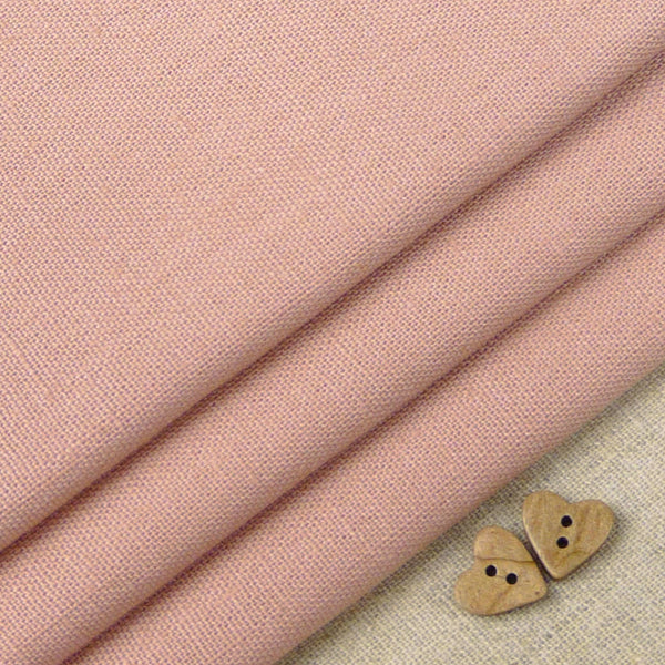 Essex Linen ~ Dusty Rose