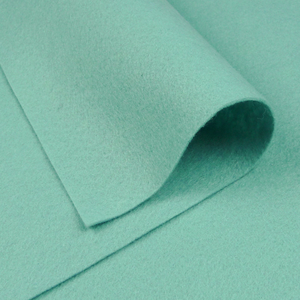 Woolfelt ~ Duck Egg Blue - Billow Fabrics