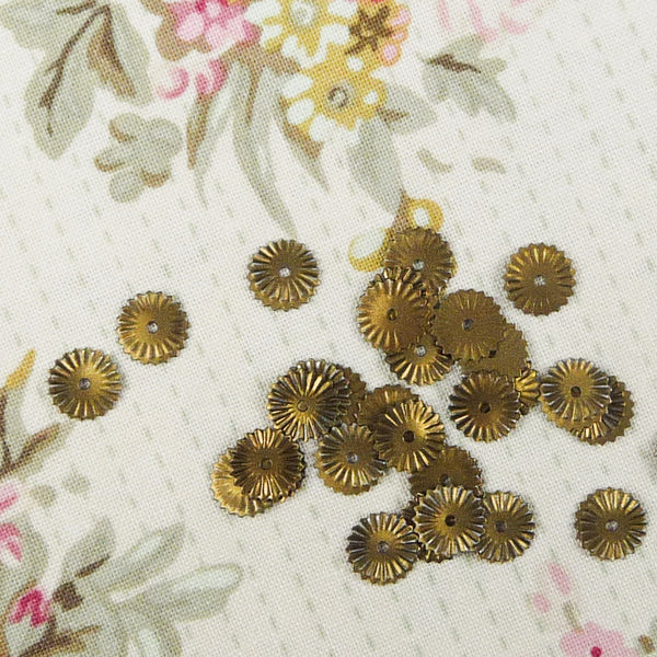 Tilda ~ Antique Gold Sequins