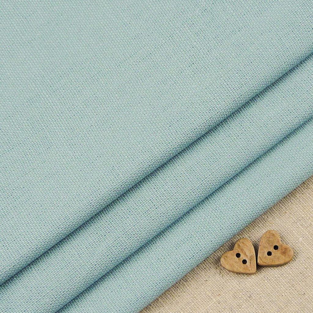 Robert Kaufman ~ Essex Dusty Blue - Billow Fabrics