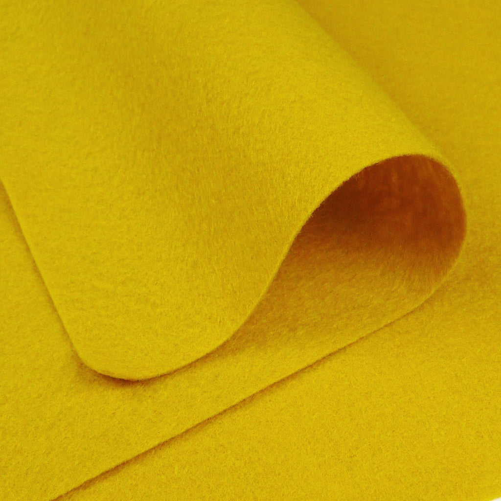Woolfelt ~ Old Gold - Billow Fabrics