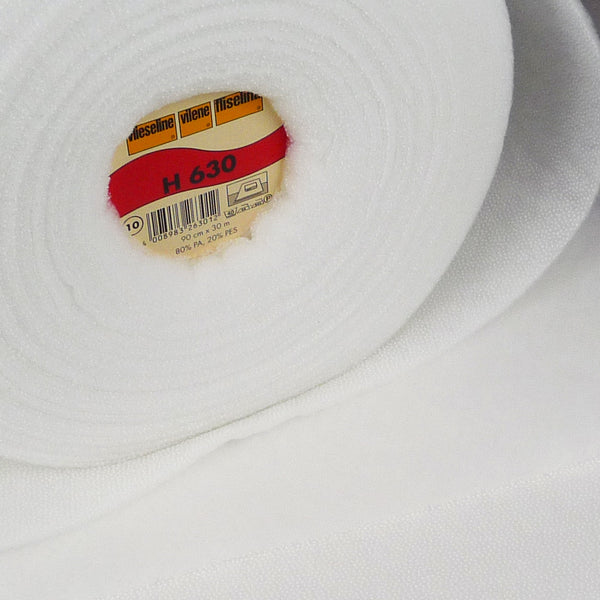 VLH630 ~ Vilene Iron On Fusible Fleece  ~ Low Loft