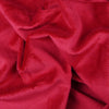 Shannon ~ Smooth Cuddle 3 Crimson - Billow Fabrics  - 2