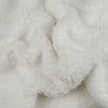 Shannon ~  Lambs Fleece Cuddle White - Billow Fabrics  - 2