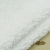 Luxe Lamb Fleece Cuddle White