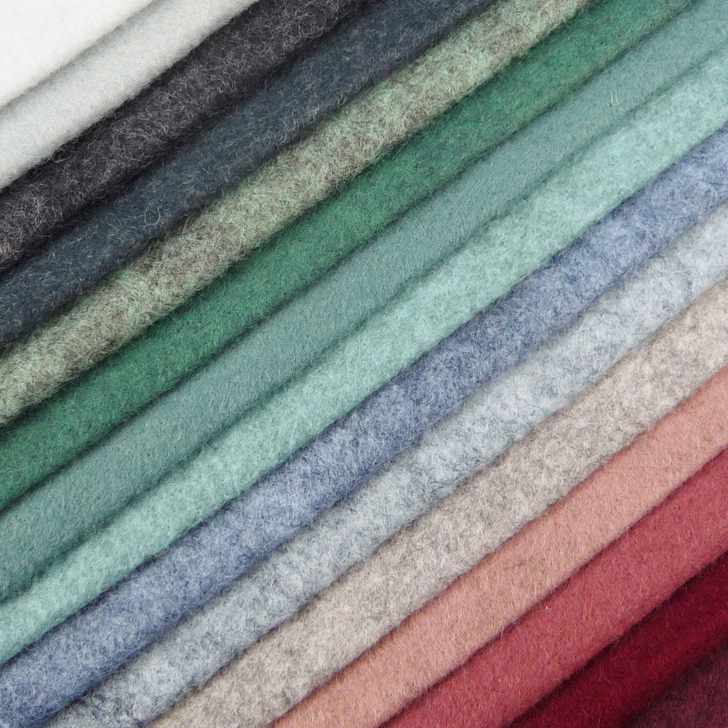 Wool Felt Pack ~ Valley - Billow Fabrics  - 1