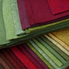 Hedgerow ~ Wool Felt Pack - Billow Fabrics  - 2