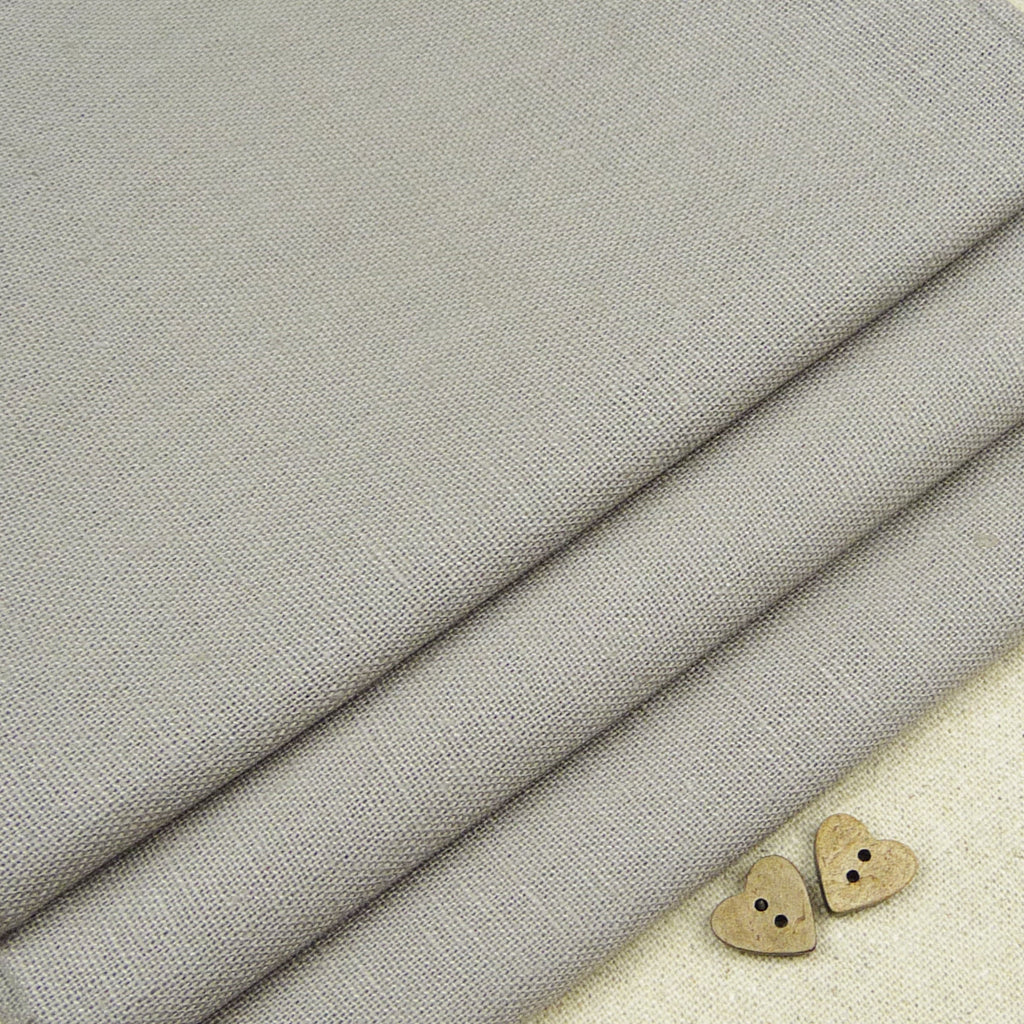 Essex Linen ~ Pewter Grey