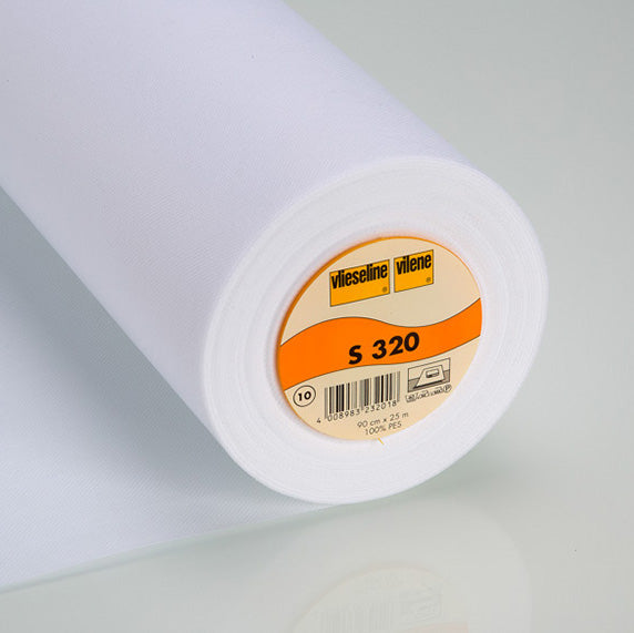 Vilene S320 Flexible Fusible Pelmet Interfacing