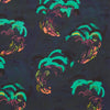 Liberty ~ Satin Clouds C - Billow Fabrics  - 1