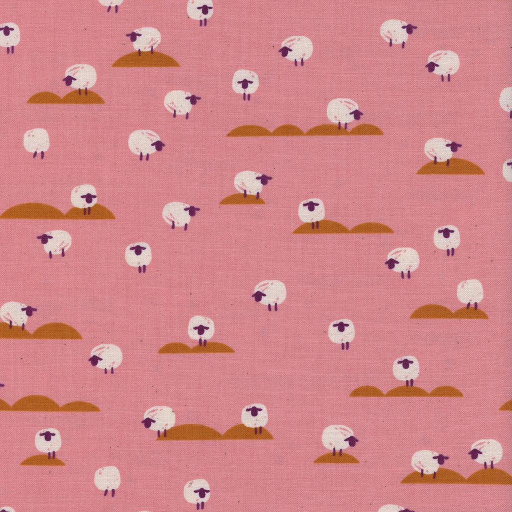Panorama Sheep ~ Pink