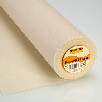 Vilene VLDECLT - Decovil Light Fusible Interlining