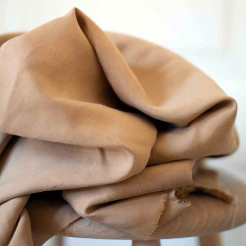 meetMILK Tencel™ Linen ~ Warm Sand