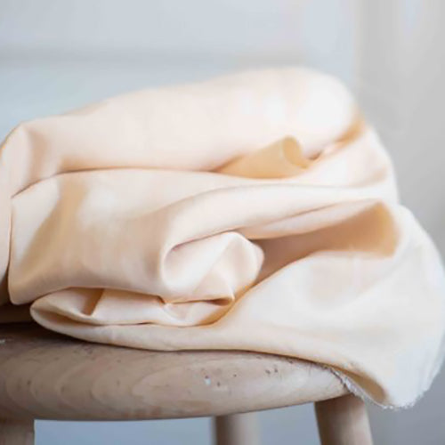 meetMILK Tencel™ Linen ~ Ivory