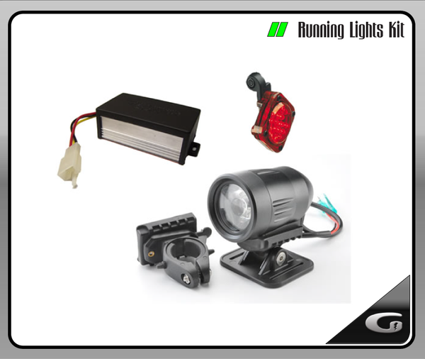 Glide Running Lights Kit